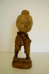 Museum van Alle tijden toont houten Show Dummies van Tonni van Sommeren Oeffeltseweg 21 Beugen