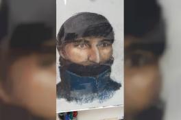 Politie geeft tekening van overvaller vrij