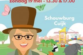 Beestenboel de musical in de Schouwburg in Cuijk!