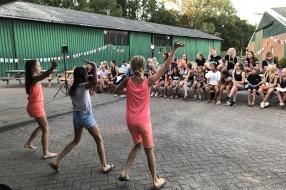 Musicalkamp Étoile van 28 t/m 30 augustus