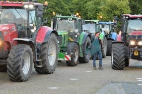 Boeren parkeren tractoren woensdag niet voor de deur van het RIVM