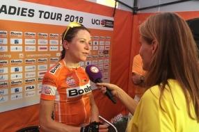 Derde etappe Boels Ladies Tour live op Omroep Gelderland en L1