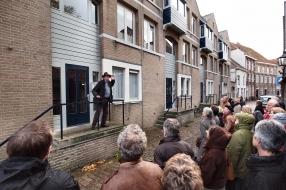 Bossche School architect Jan de Jong weekend in Grave