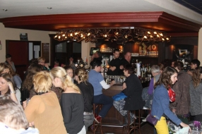 Ladies Night in Wanroij was een groot succes