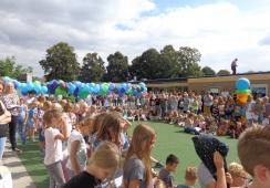 Foto's van Basisschool De Sprong Wanroij