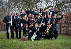 Foto's van Bigband The Black Pearls