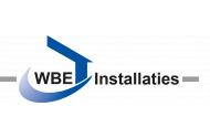 WBE Installaties Logo