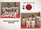 Prijzen voor Judoka's Yama Arashi