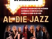 Musicalschool Étoile presenteert dinnershow Al die Jazz!