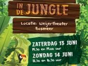 """Musicalschool Étoile presenteert voorstelling """"In de Jungle"""""""