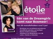 Musicalsterren komen naar Boxmeer!!!