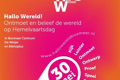 Evenement: Hallo Wereld Boxmeer
