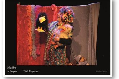 Evenement: Kindertheater de Pimpernel