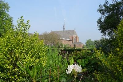 Evenement: Natuurwandeling kloostertuin St. Agatha