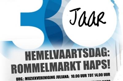 Evenement: Rommelmarkt Haps