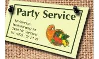 Party Service Jos Renders