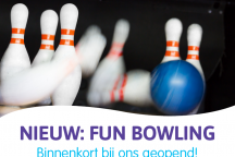 Opening Leisure Center Boxmeer bowlingbaan