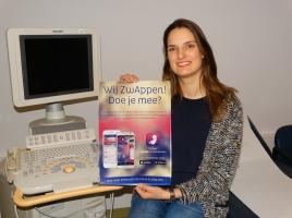 ZwApp: unieke regionale app voor zwangeren