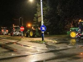 Boeren massaal op weg naar Den Haag voor demonstratie: verkeer moet snelheid aanpassen
