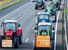 Honderden Brabantse boeren starten dinsdag opnieuw de trekker: dit zijn ze van plan