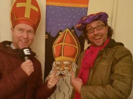 LIVE UITZENDING Sinterklaas in Wamel